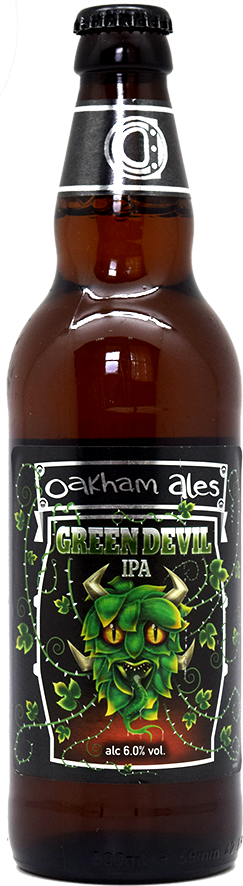 оэкам грин девил / oakham green devil (0,5 л.)