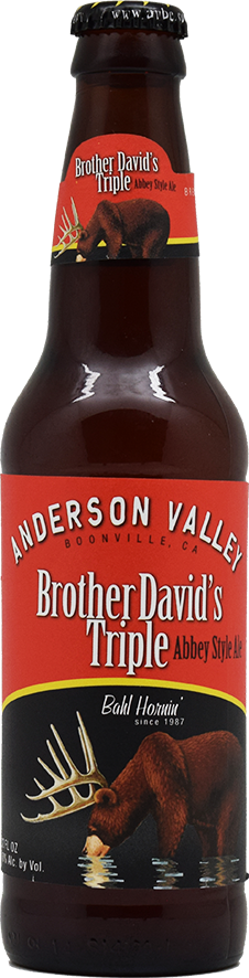 андерсон вэлли бразэ дэвидс трипл / anderson valley brother david's triple (0,355 л.)