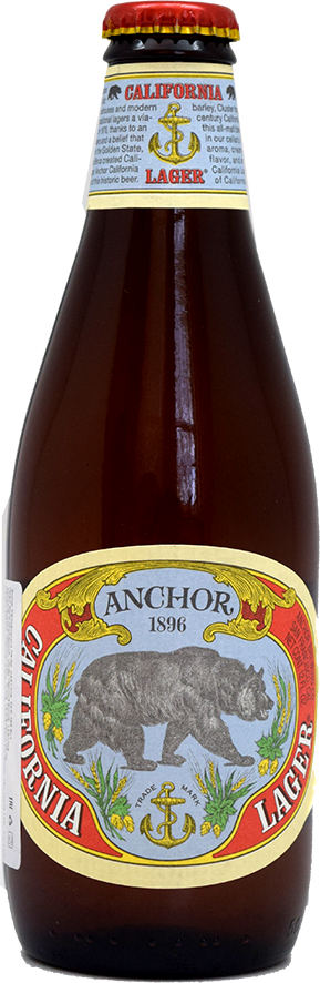 энкор калифорния лагер / anchor california lager (0,355 л.)