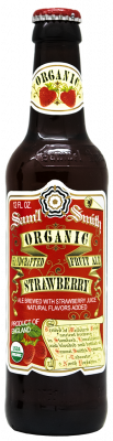 сэмюэл смит'с органик строуберри / samuel smiths organic strawberry (0,355 л.)