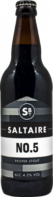 солтэйр стаут №5 / saltaire stout no.5 (0,5 л.)