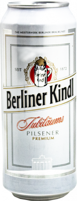 берлинер киндл юбилеумс пилснер / berliner kindl jubilaums pilsener ж/б (0,5 л.)